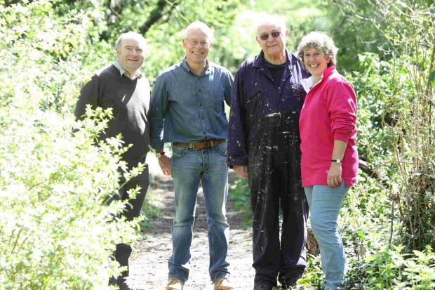 Public meeting to launch new group to campaign for Watercress Way footpath